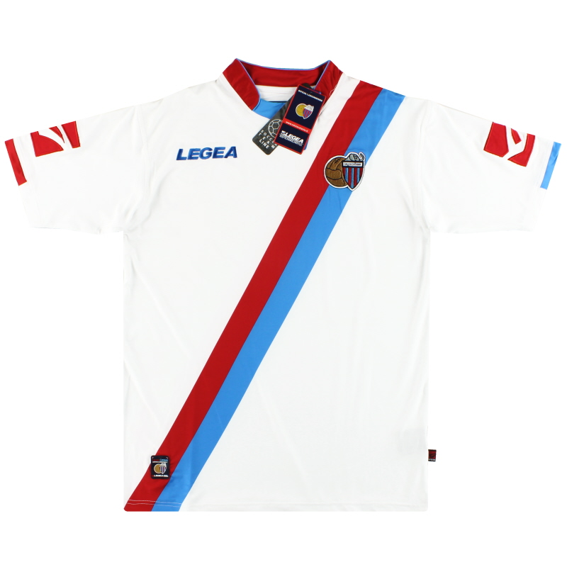 2008-10 Catania Legea Away Shirt *w/tags*  - 11-J-3870