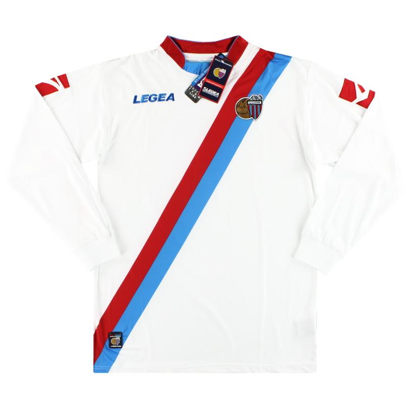 2008-10 Catania Legea Away Shirt L/S *w/tags*  - 11-J-3870