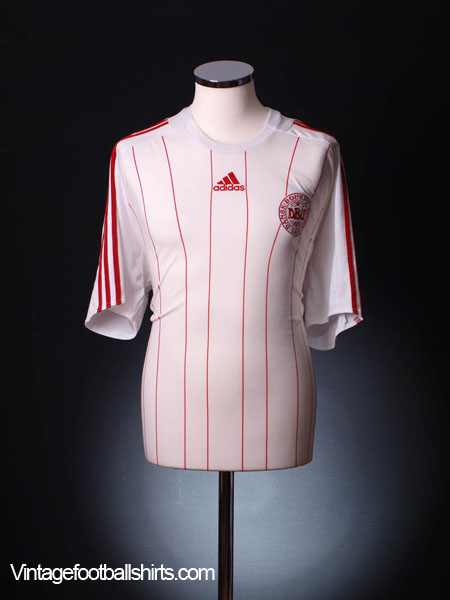 2008-10 Denmark Away Shirt XL