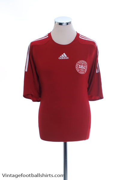 2008-10 Denmark 'Formotion' Home Shirt *w/tags* XL - 624021