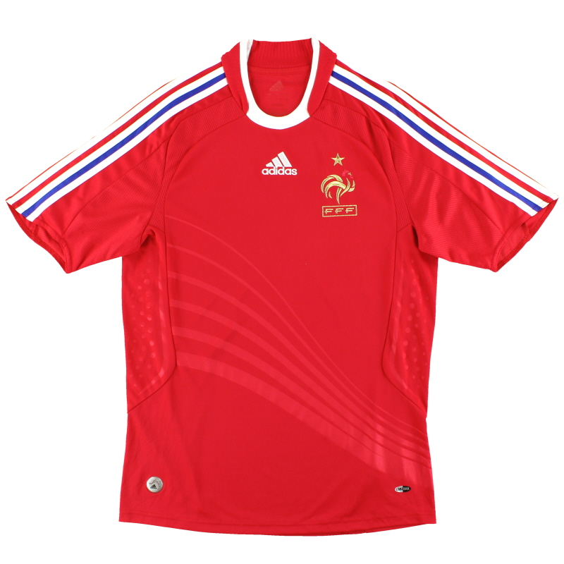 2008-10 France adidas Away Shirt *BNIB* XL