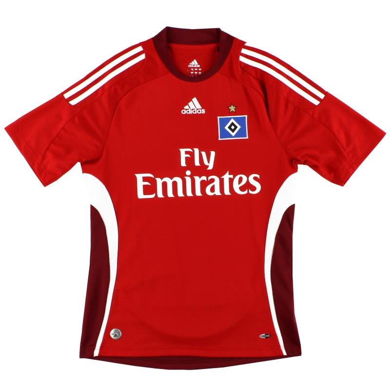 2008-10 Hamburg European Shirt S - 694209