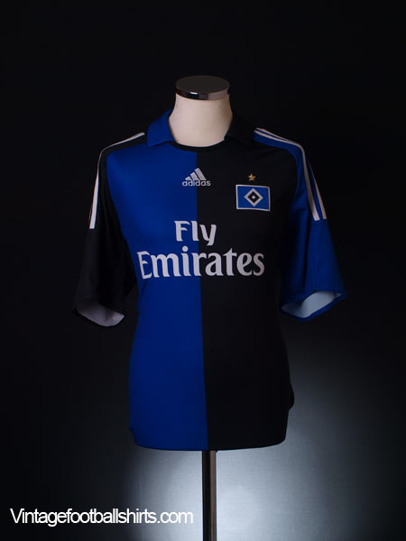 2008-10 Hamburg Away Shirt L