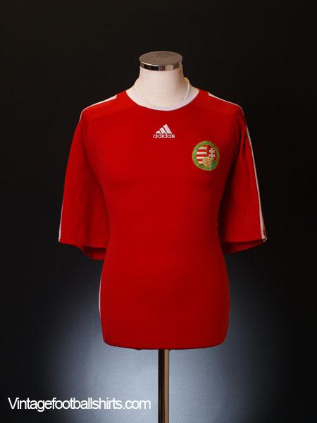 2008-10 Hungary Home Shirt XL