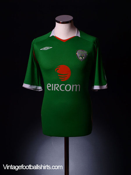2008-10 Ireland Home Shirt *BNIB*