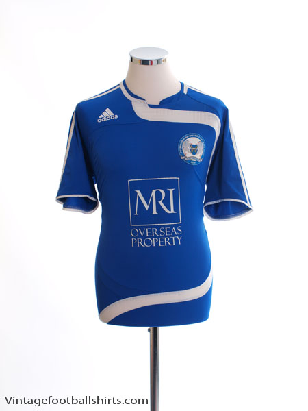 2008-10 Peterborough Home Shirt M