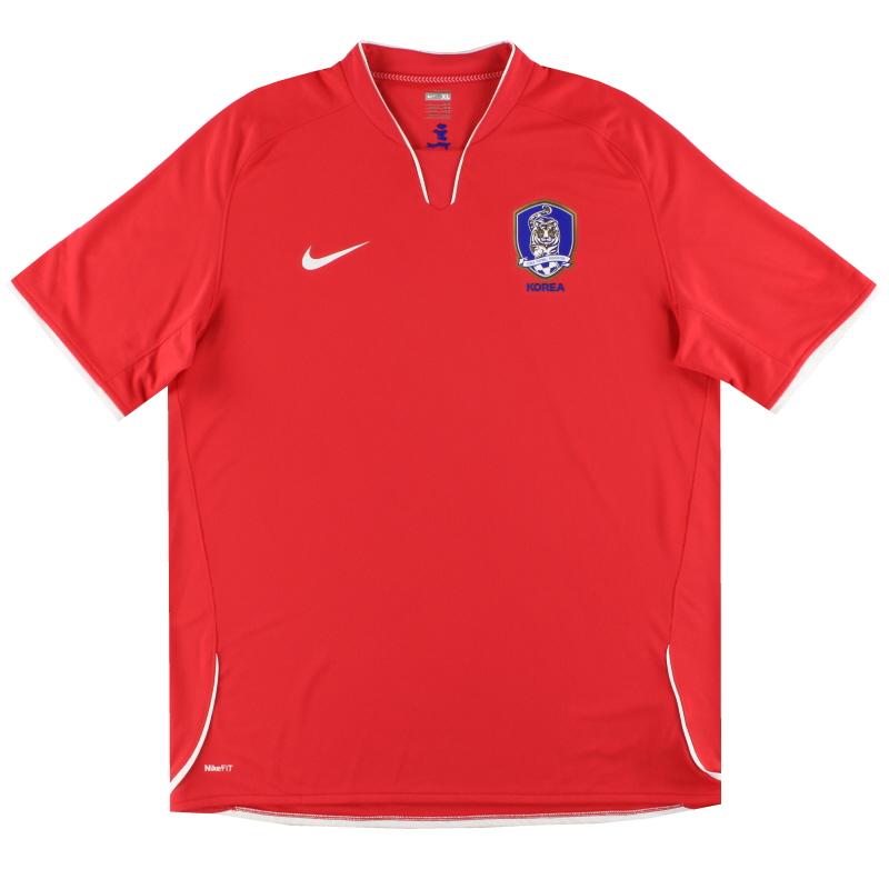 2008-10 South Korea Nike Home Shirt XL - 259177-658