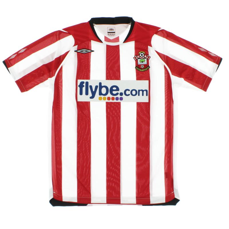 2008-10 Southampton Home Shirt M