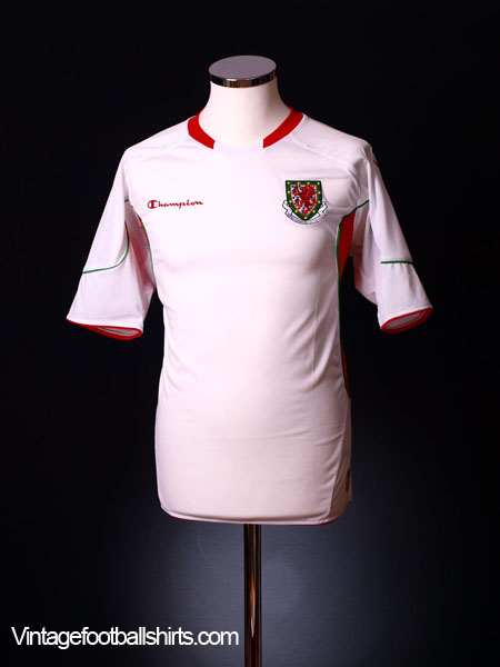 2008-10 Wales Away Shirt XXXL