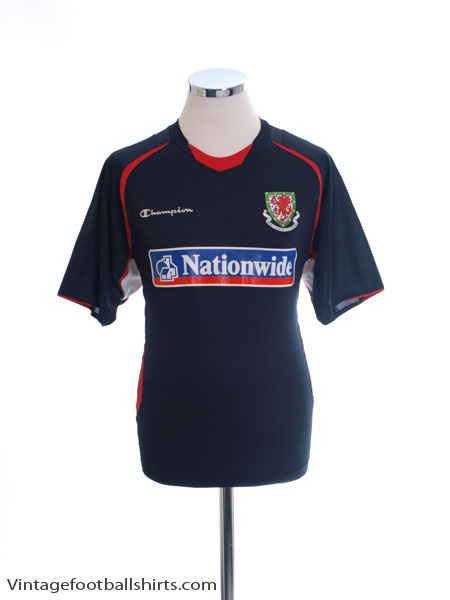 2008-10 Wales Champion Training Shirt M
