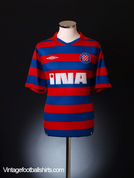 2008-11 Hajduk Split Away Shirt *Mint* M