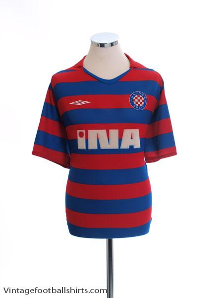2008-11 Hajduk Split Away Shirt L