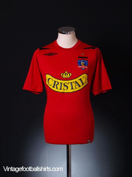 2008 Colo-Colo Third Shirt *BNIB* M