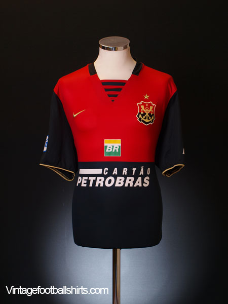 2008 Flamengo Third Shirt XL