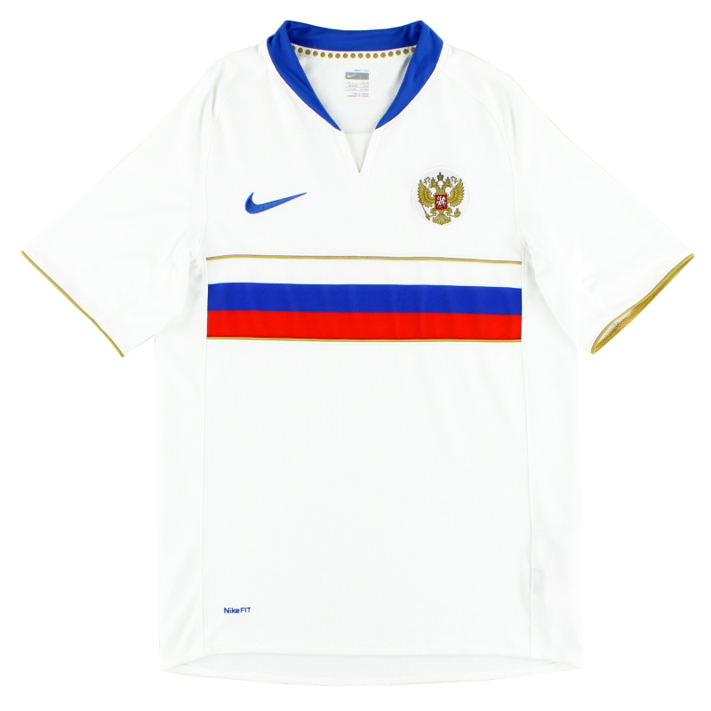 2008 Russia Home Shirt S - 258936-105