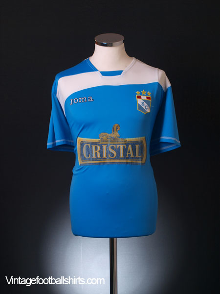 2008 Sporting Cristal Home Shirt M