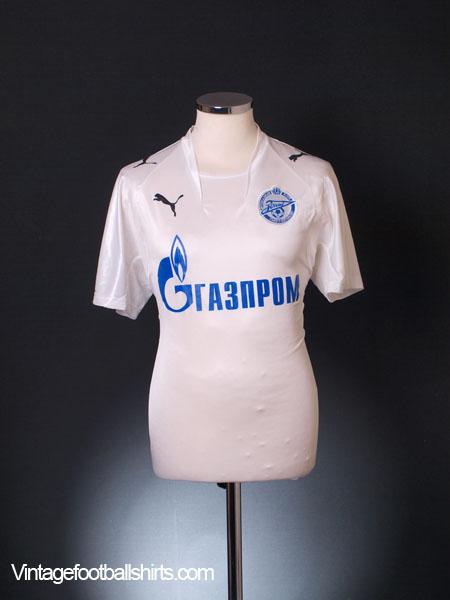 2008 Zenit St. Petersburg Away Shirt M