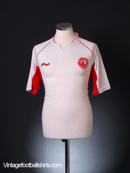 2009-10 Al-Arabi Away Shirt M
