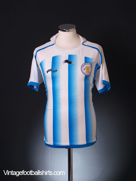 2009-10 Al-Khor Home Shirt M