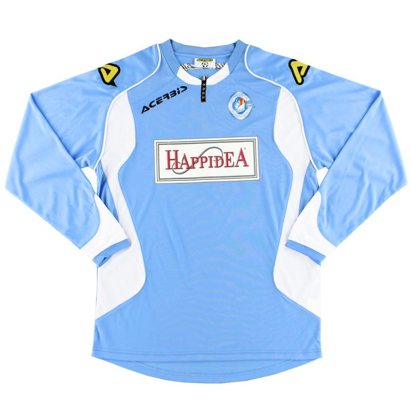 2009-10 AlbinoLeffe Home Shirt L/S XL