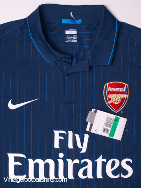ce7882e0418 2009-10 Arsenal Away Shirt  BNWT  XL for sale