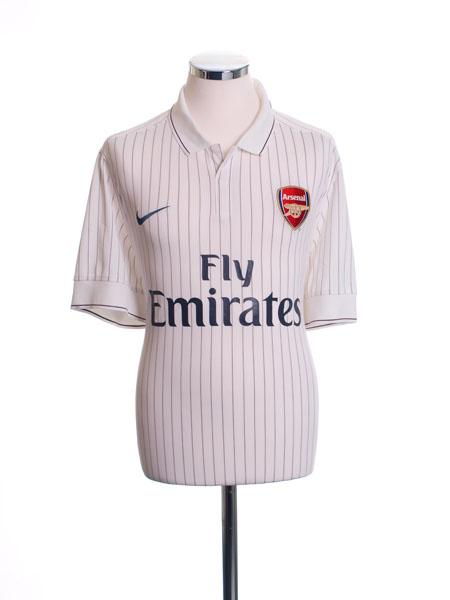 2009-10 Arsenal Third Shirt L - 355058-105