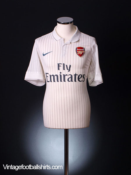 2009-10 Arsenal Third Shirt L.Boys