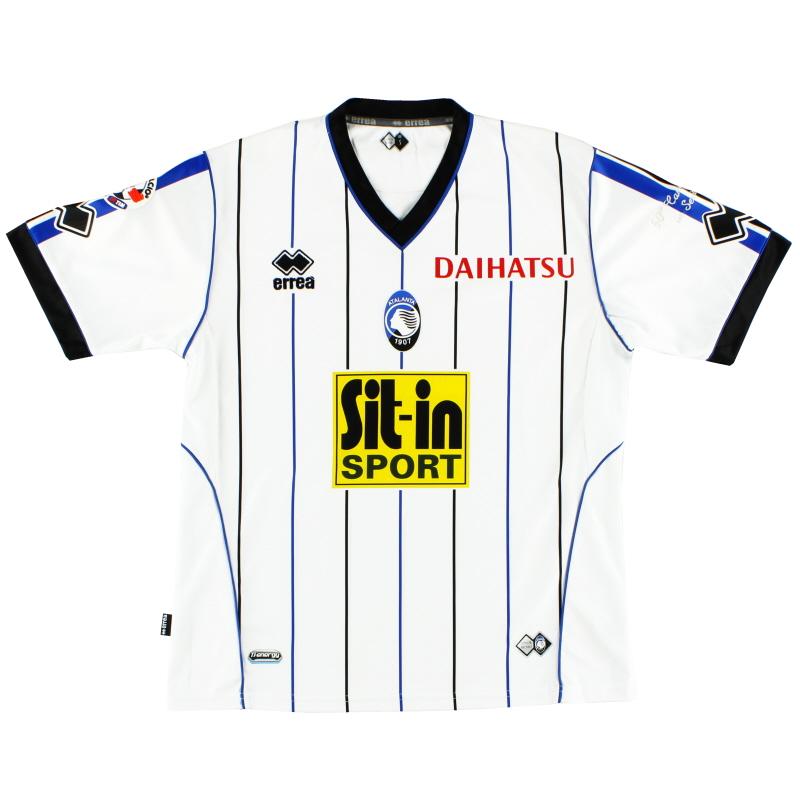 2009-10 Atalanta '50° Campionata' Away Shirt S