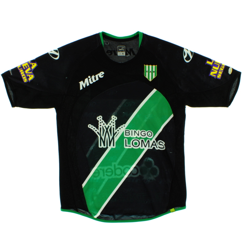 2009-10 Banfield Away Shirt M