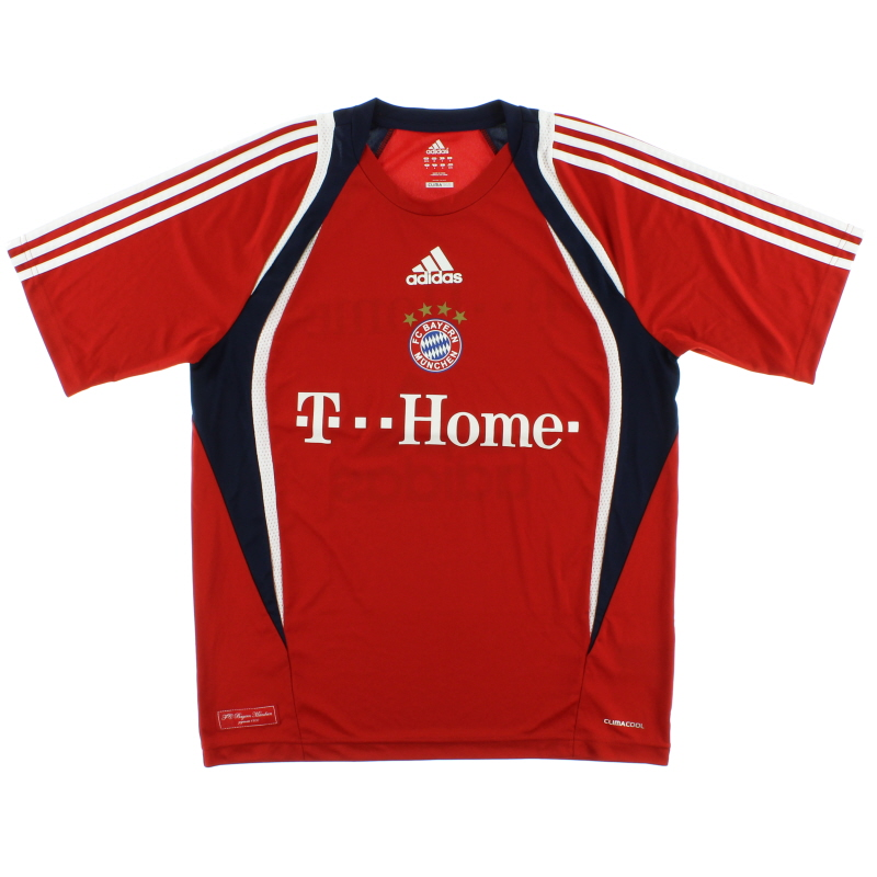 2009-10 Bayern Munich adidas Training Shirt L - P07122