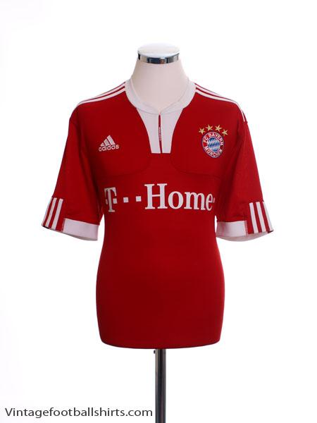 2009-10 Bayern Munich Home Shirt XXL - E84214