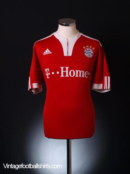 2009-10 Bayern Munich Home Shirt XXXL