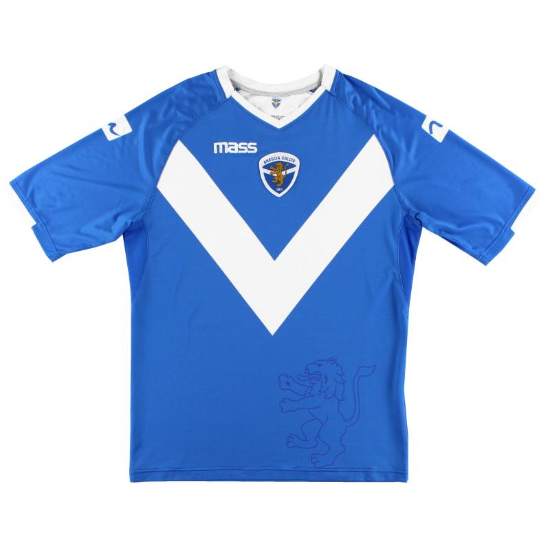 2009-10 Brescia Home Shirt L