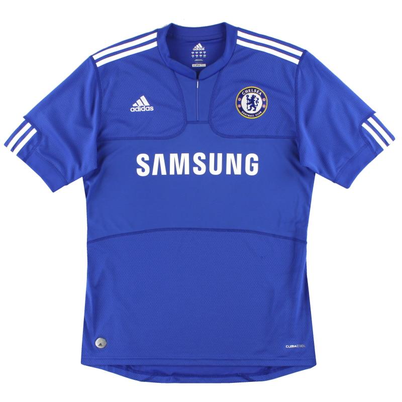 2009-10 Chelsea adidas Home Shirt S - E84291