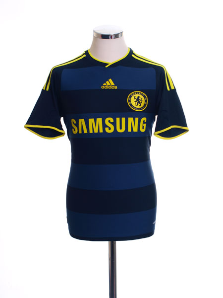 2009-10 Chelsea Away Shirt *Mint* M