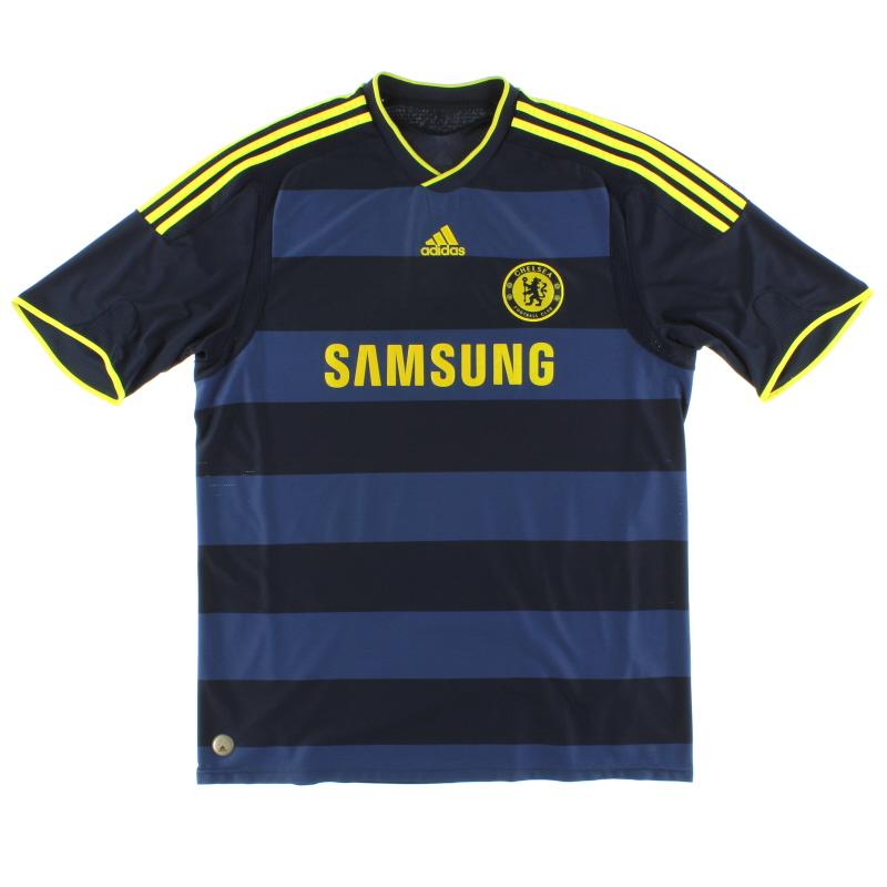 2009-10 Chelsea adidas Away Shirt XL - E84276