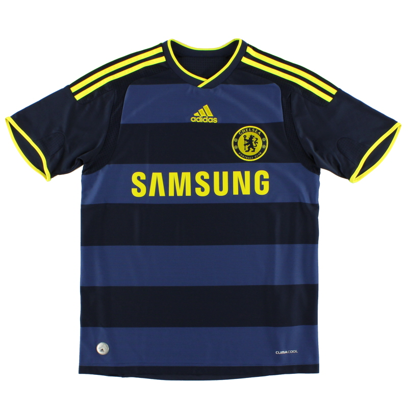 2009-10 Chelsea Away Shirt Y - E84271