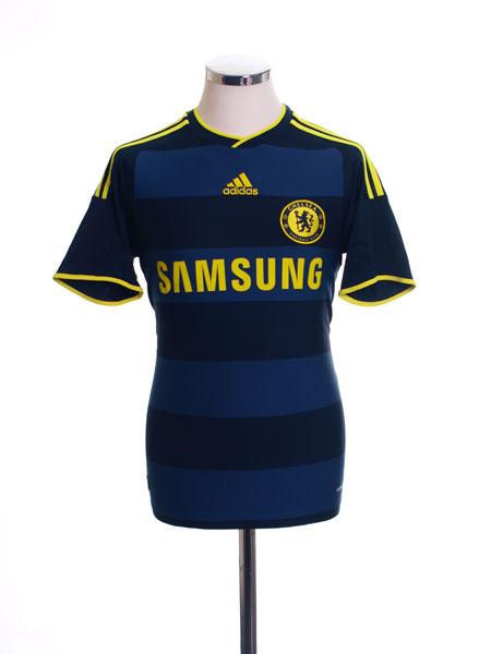 2009-10 Chelsea Away Shirt *Mint* L - E84276
