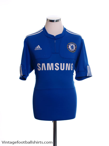 2009-10 Chelsea Home Shirt M