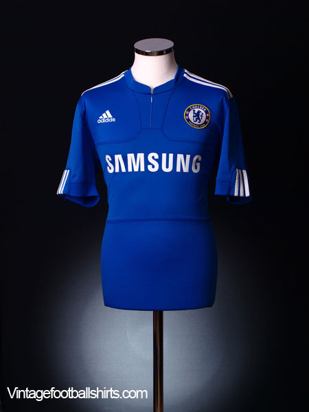 2009-10 Chelsea Home Shirt S