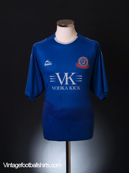 2009-10 Chesterfield Home Shirt L