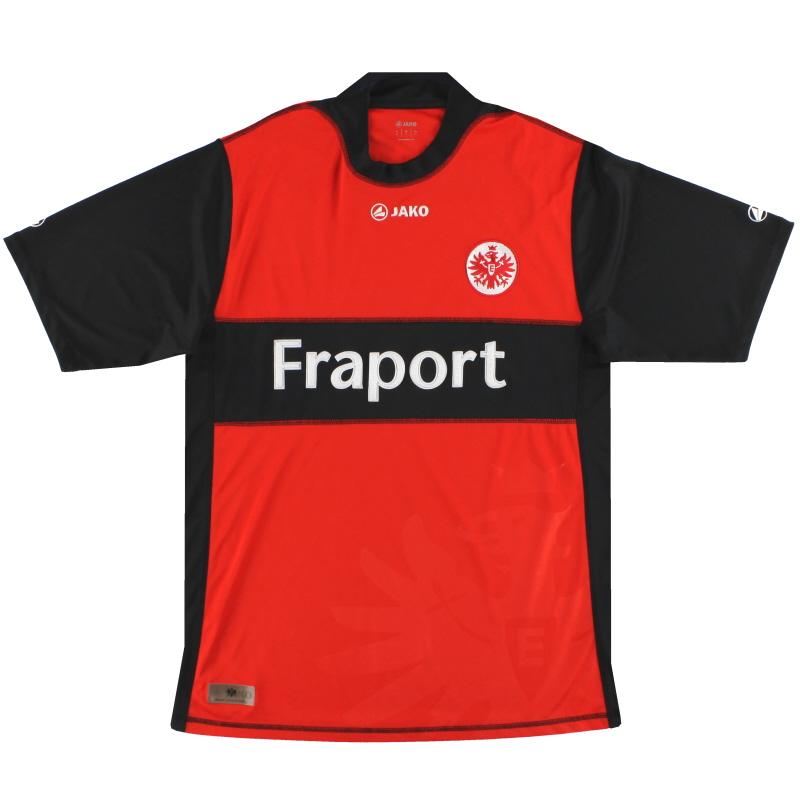 2009-10 Eintracht Frankfurt Jako Home Shirt L