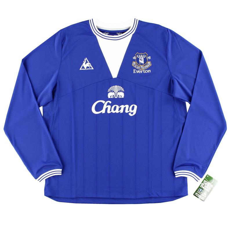 2009-10 Everton Home Shirt *w/tags* XL