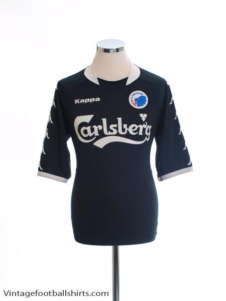 2009-10 FC Copenhagen Away Shirt XL