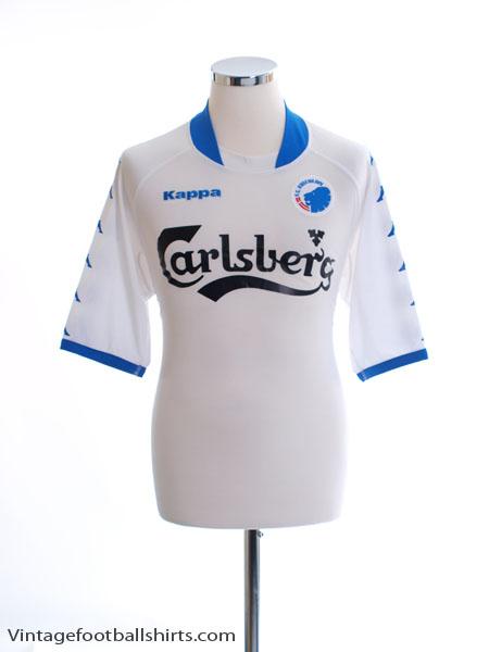 2009-10 FC Copenhagen Home Shirt S