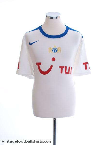 2009-10 FC Zurich Home Shirt XL