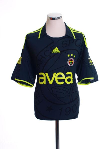2009-10 Fenerbahce Third Shirt L