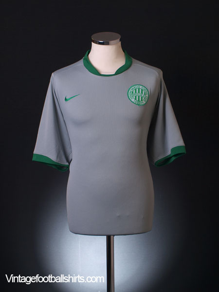 2009-10 Ferencvaros Third Shirt L