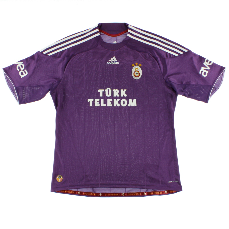 2009-10 Galatasaray Third Shirt XL