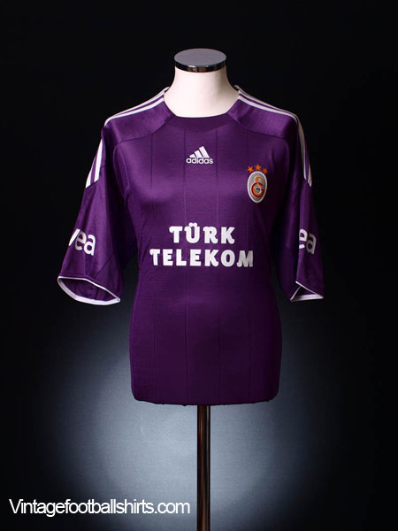 2009-10 Galatasaray Third Shirt *BNWT* XL